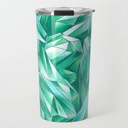 Vivid Green Travel Mug