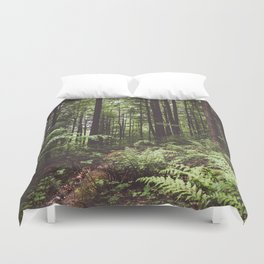 Woodland - Landscape and Nature Photography Duvet Cover