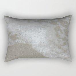Beach Waves 3 Rectangular Pillow