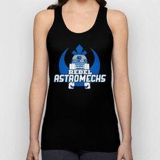 Rebel Astromechs Unisex Tank Top
