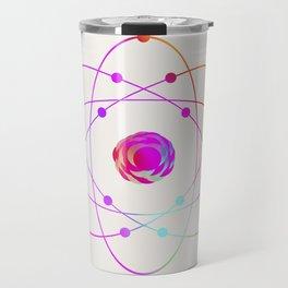 Potassium - Element Art Travel Mug