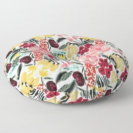 Wild Garden II Floor Pillow