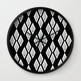Black and white ,classic.2 Wall Clock