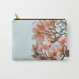 Pink Spring #4 Carry-All Pouch
