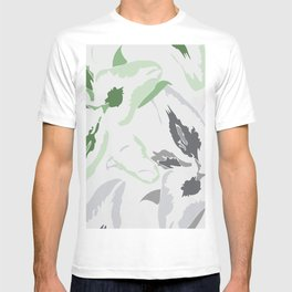 FLORAL ABSTRACTION 2 T-shirt