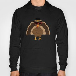 Cool Turkey with sunglasses Happy Thanksgiving Hoody