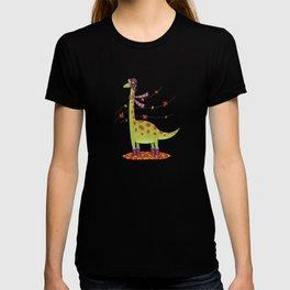 Dinosaur in Boots T-shirt