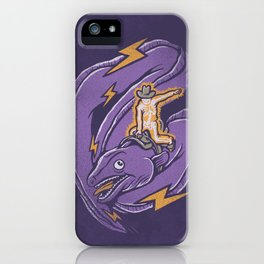 Electric Rodeo iPhone Case