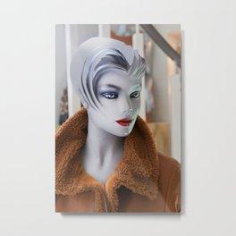 Mannequin 74 Metal Print