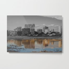 The other city Metal Print