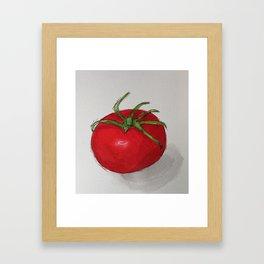 Kitchen Art - Tomato Framed Art Print
