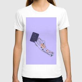 Gravity - Illustration T-shirt