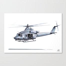 BELL UH-1Y VENOM Canvas Print