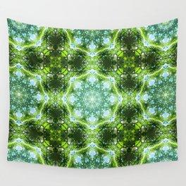 Kaleidoscope Park Wall Tapestry