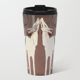 Comedy/Tragedy Travel Mug