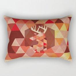 Being carful Rectangular Pillow