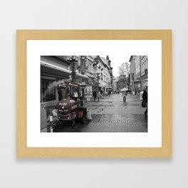 Kaiserslautern, Germany Framed Art Print