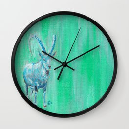 Ibex Wall Clock