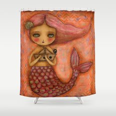 Another Great Catch II Shower Curtain