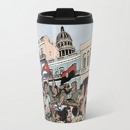 Cuban revolution Travel Mug
