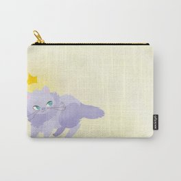 Mysterious Kitty Carry-All Pouch
