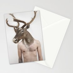 Therianthrope - Caribou Stationery Cards