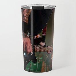 Bassic Black Travel Mug