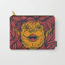 BUTTER GIRL Carry-All Pouch