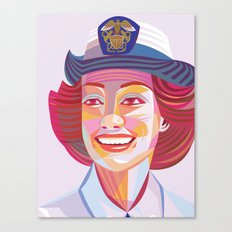 The 1940s  Canvas Print