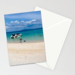 Bamboo Island, Phi Phi Islands, Thailand Stationery Cards