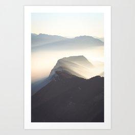 Landscape 7 Art Print