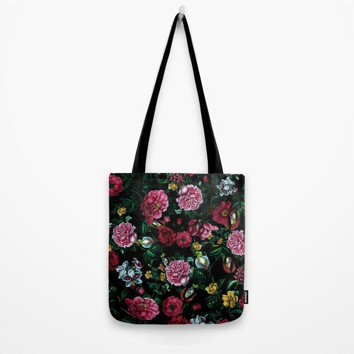 Botanical Garden IX Tote Bag
