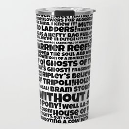 The Middleman - Alternate Travel Mug