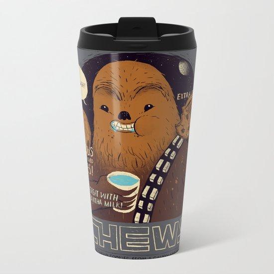 chews Metal Travel Mug
