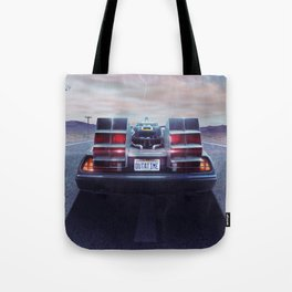 1.21 Gigawatts Tote Bag