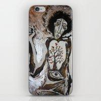 cassandra jean iPhone & iPod Skins featuring Cassandra. by Evilop