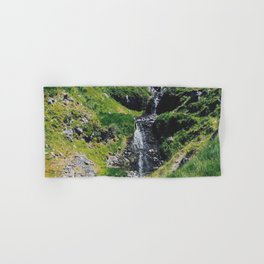 Hiking Ben More Hand & Bath Towel