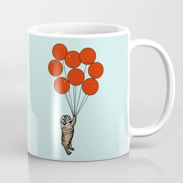 I Believe I Can Fly English Bulldog Coffee Mug