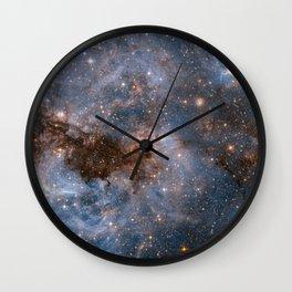 Large Magellanic Cloud - The Beautiful Universe Wall Clock