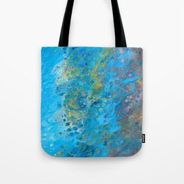 Migration (Downstream) Tote Bag