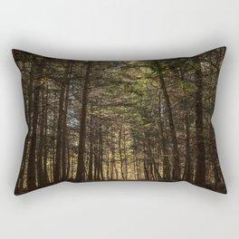 From the Golden Light Rectangular Pillow