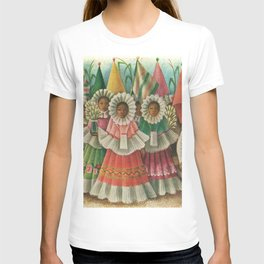 Mexico South by Miguel Covarrubias T-shirt