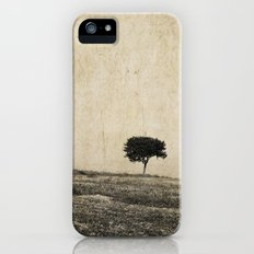 lonely tree iPhone (5, 5s) Slim Case