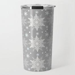 twilite snowflake Travel Mug