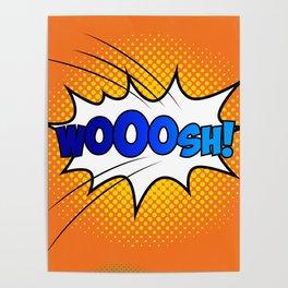 Wooosh ! Poster