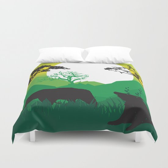 My Nature Collection No. 50 Duvet Cover
