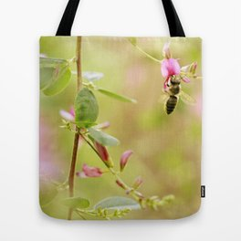 Autumn bee Tote Bag