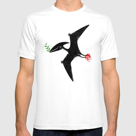 PTERODACTYL OF PEACE T-shirt