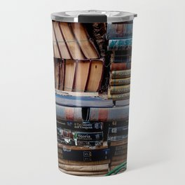 Book nook, Venice Italy Travel Mug