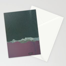 SURFACE #4 // CASTLE Stationery Cards